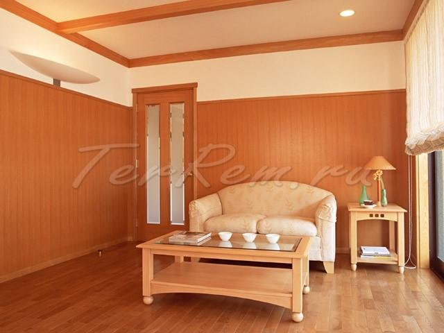 Дизайн комнат из мдф панелей