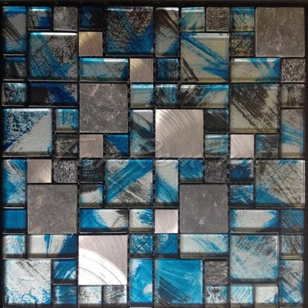 Runde mosaik
