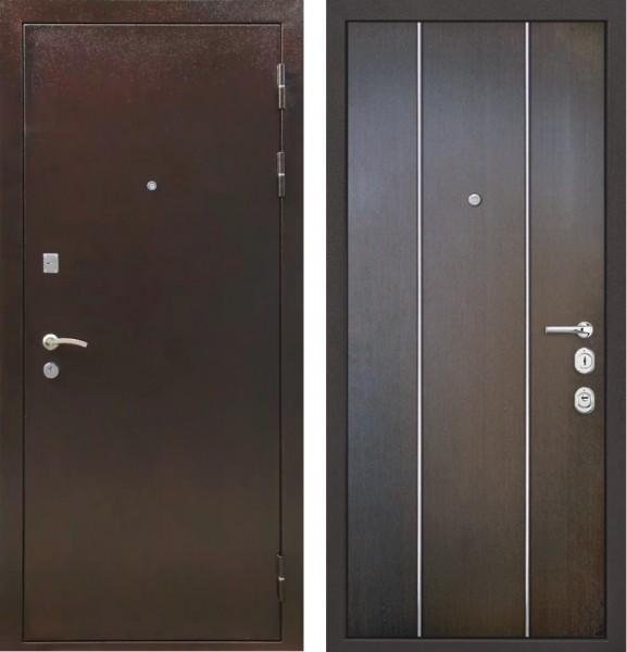 железные двери от российского производителя в щелково