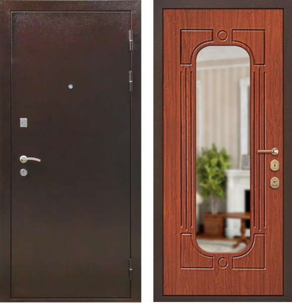 металлические двери 860