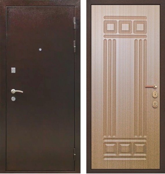 металлические двери 960