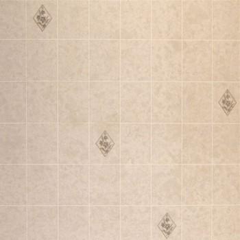 Листовая панель Georgia-Pacific, Бежевая Династия плитка 15х20см, арт. 49971